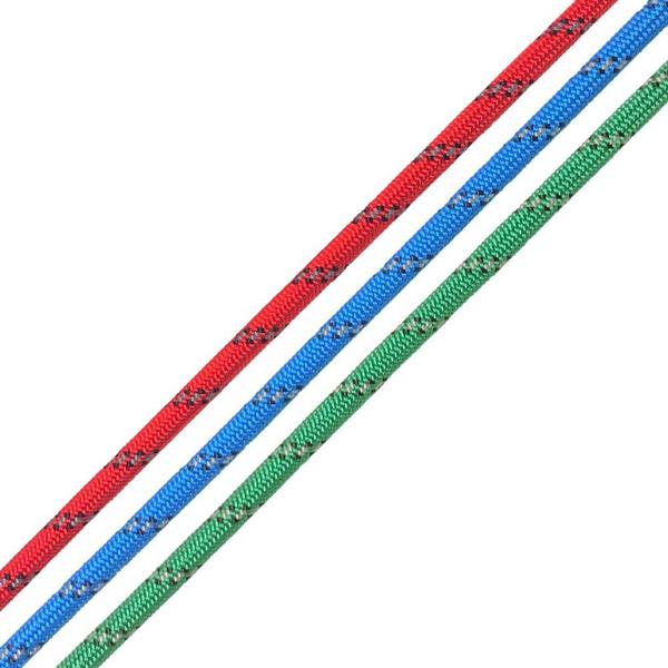 Skotlina 32-flätad PES, 8mm, röd
