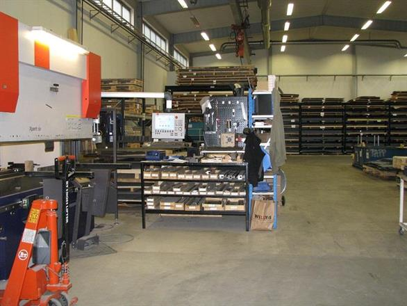 Produktionshall 4