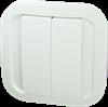 Veggkontroller z-wave 2 Cozy White