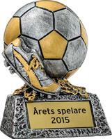 Fotboll m. sko