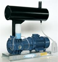Silent pump, 1100l/min.