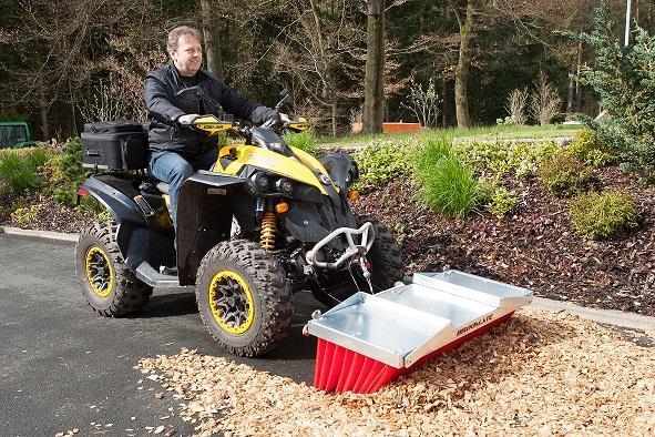 Broomate ATV