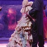 The Merry Widow - Oslo Nye Teater - Director: Svein Sturla Hugnes - Costume design: Christina Lovery