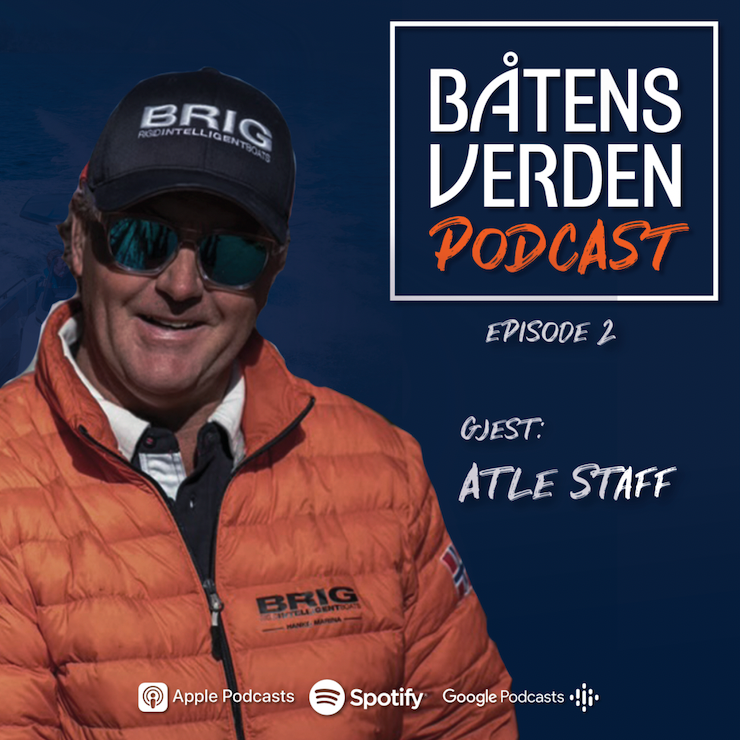 Båtens Verden PODCAST