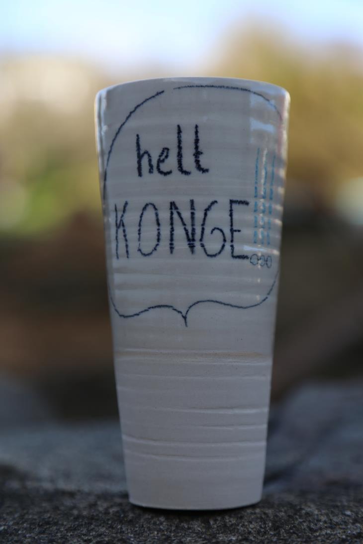 """Krus """"Helt konge"""""""
