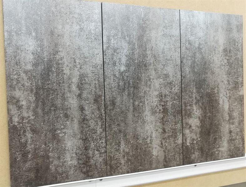 MYYTY! #O076# 3,2m2 erä Storm Metal Silver 30x60