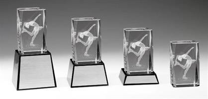 3D Glas Konståkning