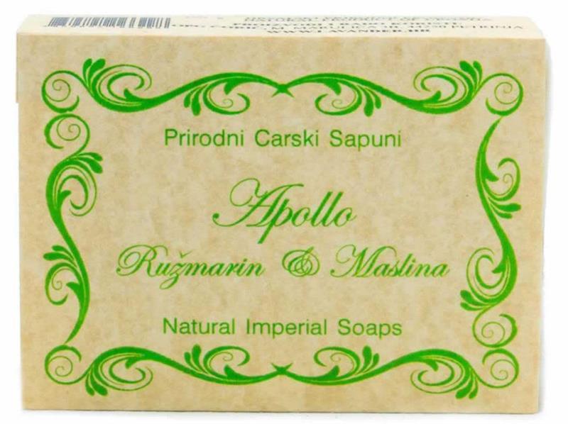 Apollo - Rosmarin