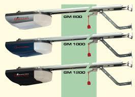 Portåpner GM1000 K230 m/3 sendere (til dobbelport)