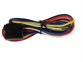 Air ride.5st Kabel+koppling