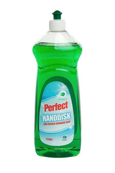 3-pack Handdiskmedel Perfect Extra drygt. 1 liter