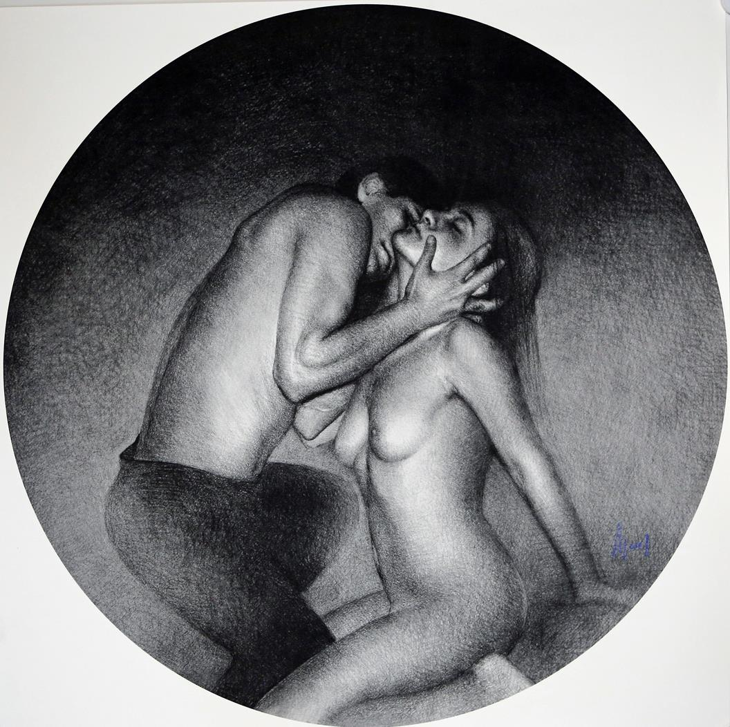 """""""Tru Love"""" Ø-73 cm."""