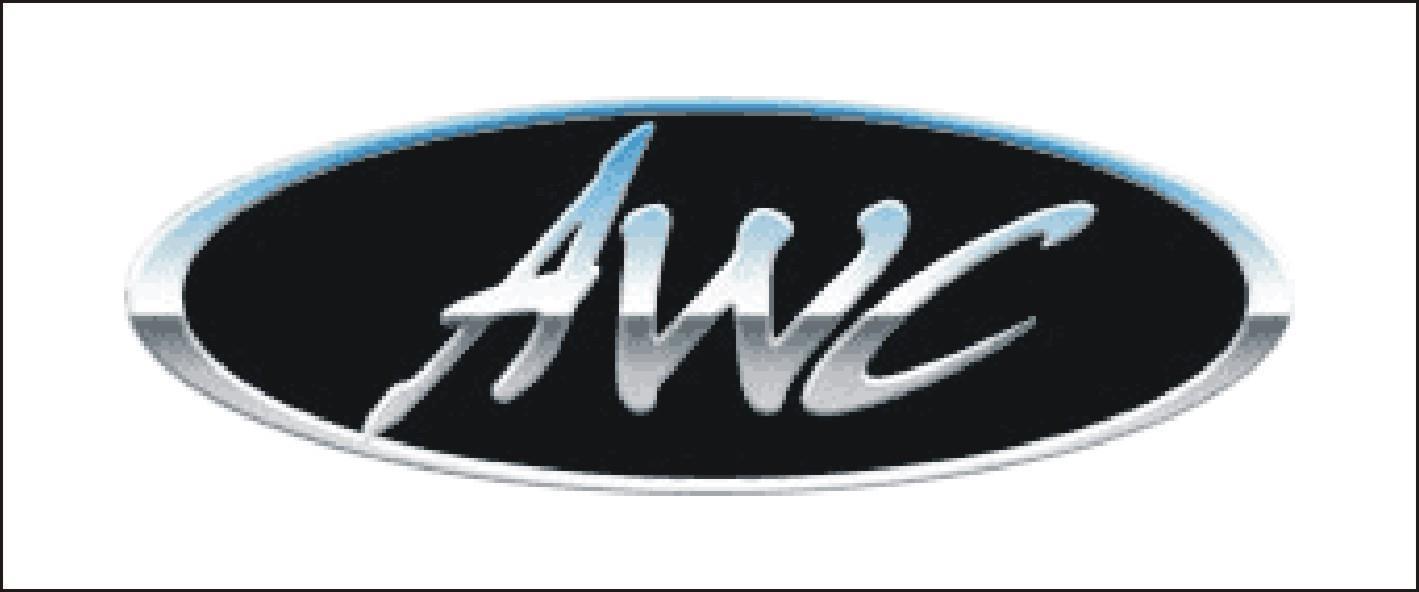 Beställningsfälgar AWC
