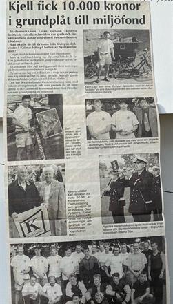OCTOPUS skrotsamlartävling 1999