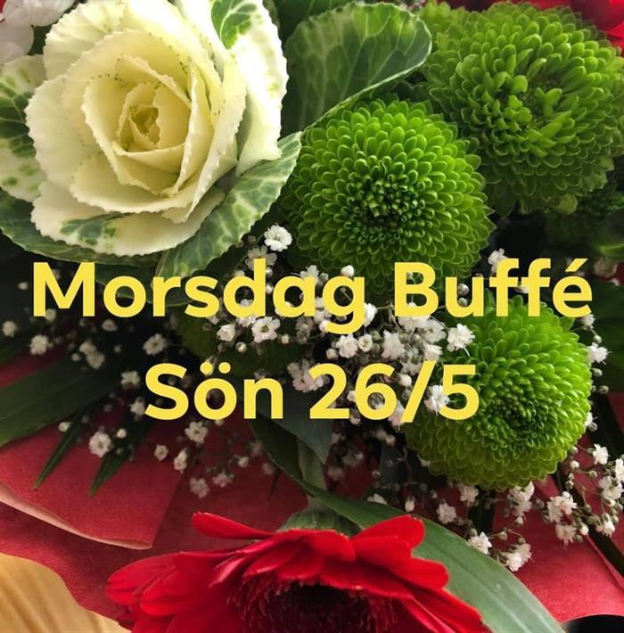 Fira Mors Dag den 26/5 på Café Gula Huset