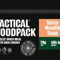 Spicy noodles soup