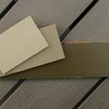 18.Linoljefärg Grön Umbra 1L