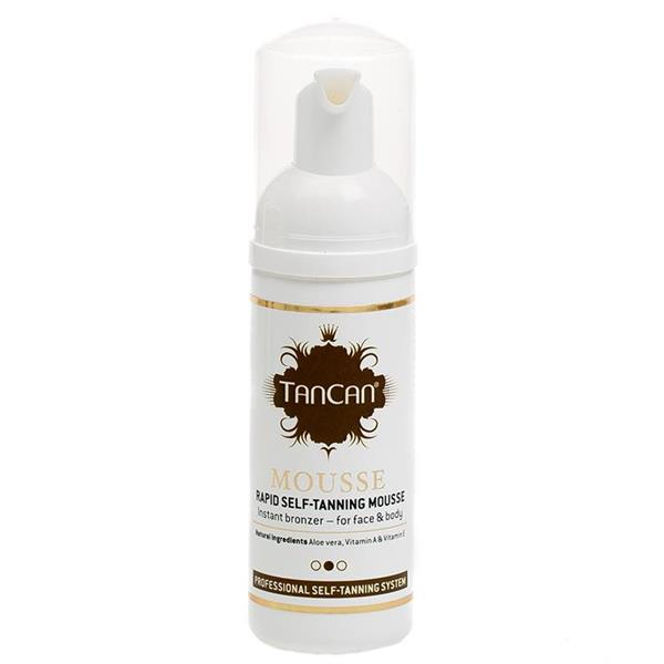 Tan Can Mousse 50ml