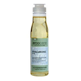 Hyaluronsyre - olja/efterbehandling