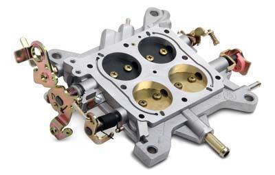 Klicka här för att komma till vårt sortiment av Holley - Förgasare - Delar och komponenter