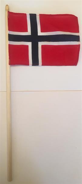 Lite barneflagg 35cm