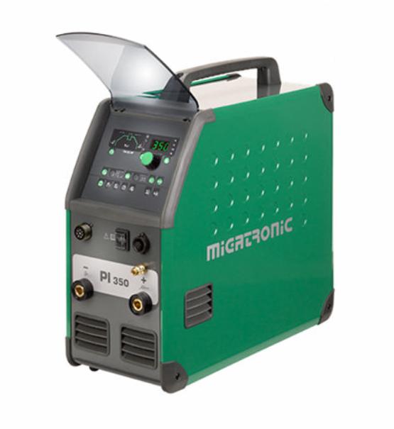 Migatronic Pi 350 Ac/Dc Komplett