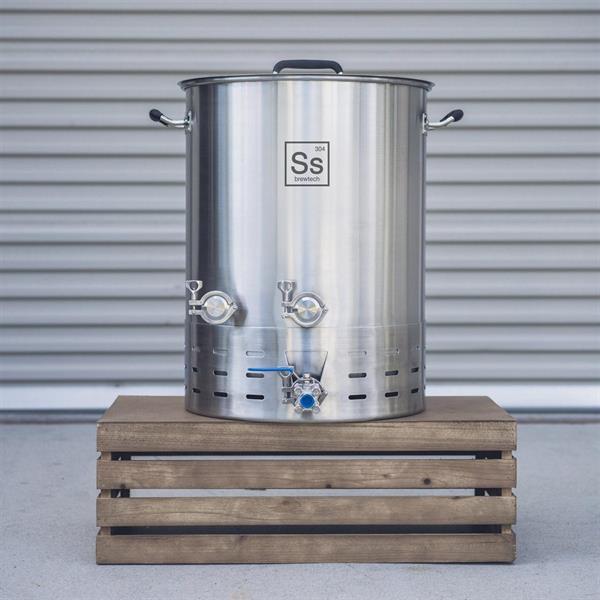 BrewMaster Kettle Bryggkjele 75 liter