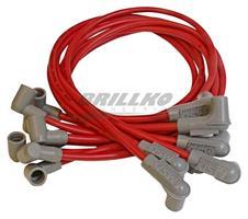 Wire Set,Super Cond,SB Chevy,Socket Dist