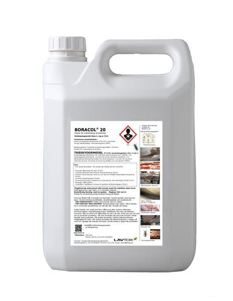 Boracol 20  5 liters
