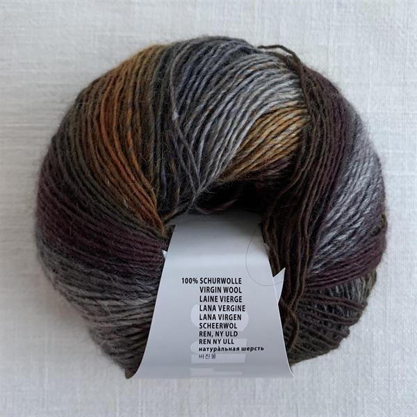 "Brun/grå ""Bred"" Mille Colori"