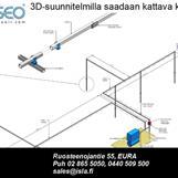 3D suunnitelma kohteesta