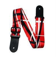 Profile SH194 Poly Strap Stripes Red