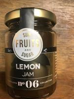 Marmelad Sun Fruits Citron 160gr