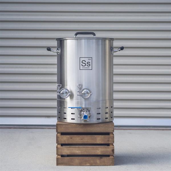 BrewMaster Kettle Bryggkjele 37 liter