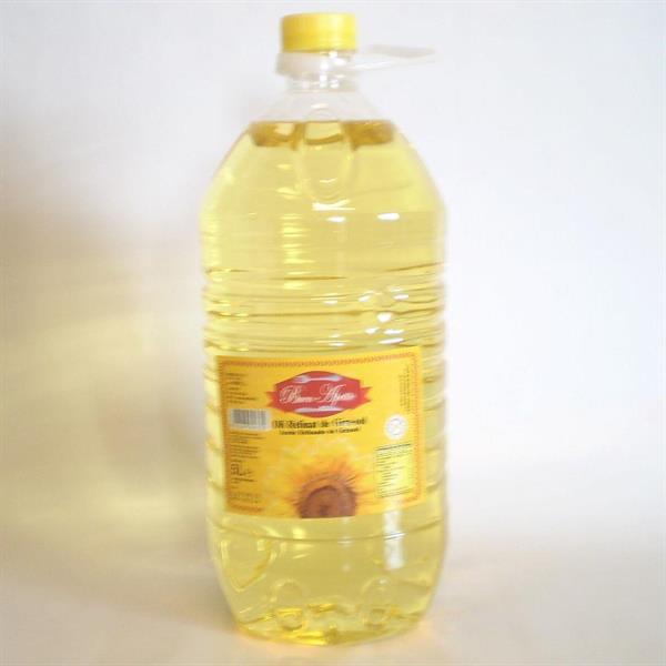Olja Solros Saba 5 L-3 st