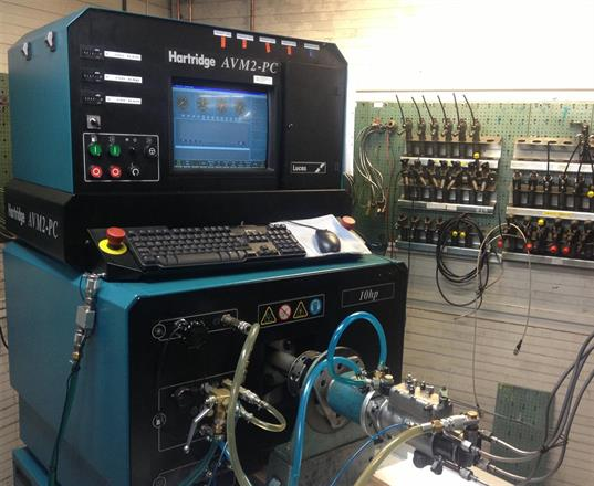 Hartridge AVM2-PC