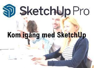 Kom igång med SketchUp