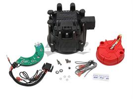 Black Ultimate HEI Kit, w/83647, 8225