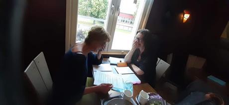 Nytt samarbete med Åse Mauritzdotter Westin