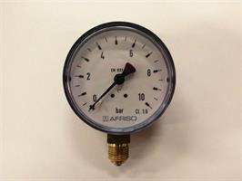 Manometer 0-10 Bar RF 63D201