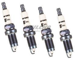 Spark Plug, 8IR5L, 4-Pack