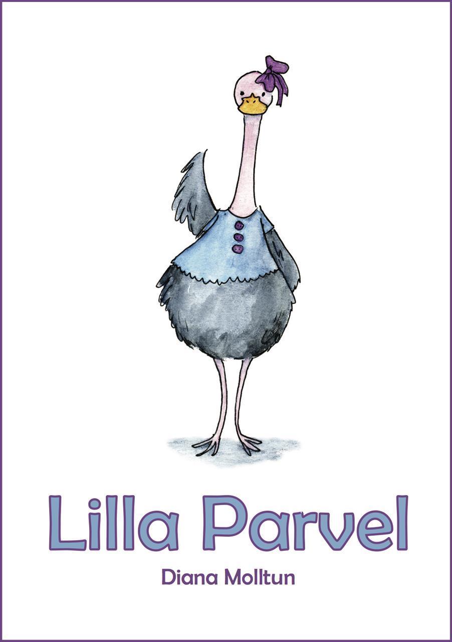 Lilla Parvel - Nothäfte o Rörelseanvisningar