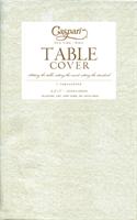 Caspari papirduk Moire offwhite, 140 cm * 220 cm