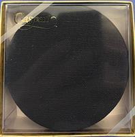 Caspari glassbrikke 8stk, Canvas black