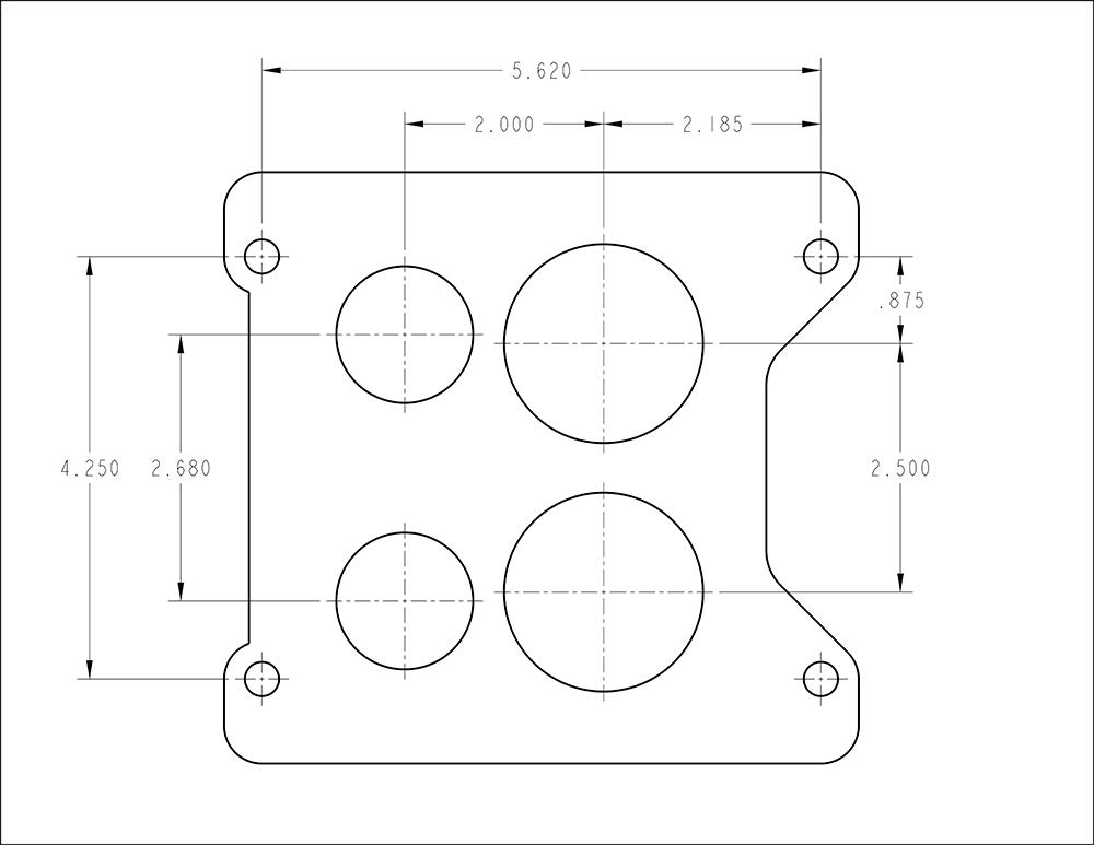 Holley Spreadbore/Quadrajet™