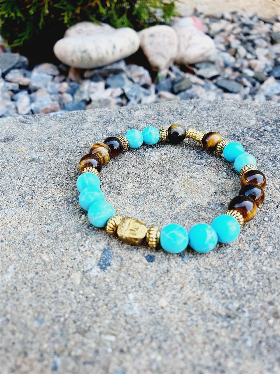 Yoga armband-protection, truth and good luck