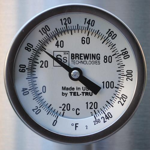 Brew Kettle Termometer