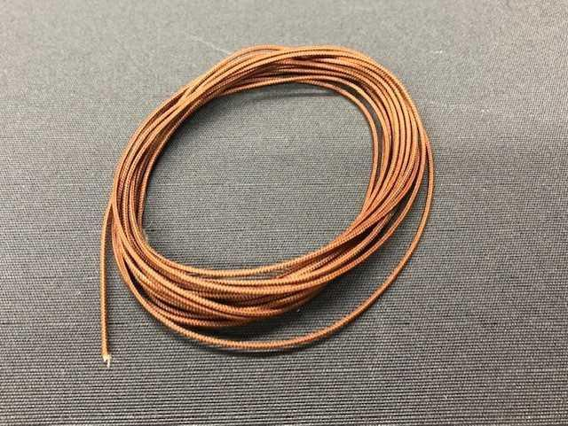 Vetonaru Ruskea 1,4 mm