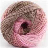Marino soft ljung rosa brun