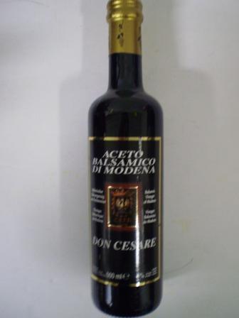 Vinäger Balcamico Svart 500ml
